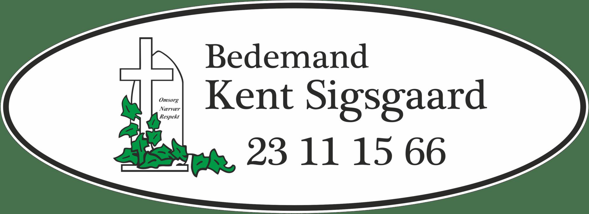 Bedemand Kent Sigsgaard